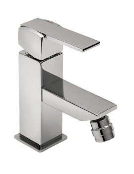 Tre Mercati Turn Me On Mono Bidet Mixer Tap With Pop Up Waste - 22080