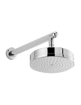 Related Tre Mercati Minimal Shower Arm With 9 Inch Spider Head