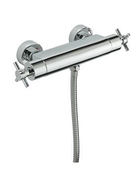 Erin Exposed Thermostatic Shower Valve Chrome - 82090
