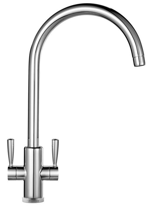 Franke Ascona Sink : Image of Franke Ascona Kitchen Sink Mixer Tap Chrome - 115.0250.635