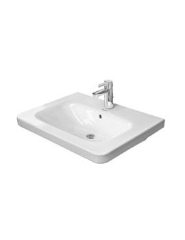 Duravit DuraStyle 800mm 1 Taphole Furniture Washbasin - 2320800000