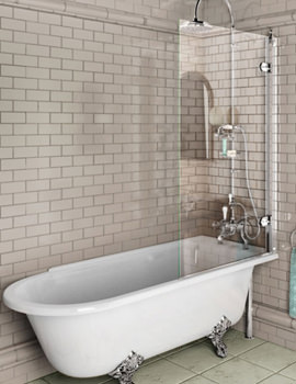 Burlington C9 Bath Screen - BU43