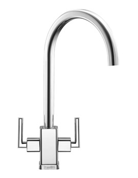 Related Franke Mythos MTX Kitchen Sink Mixer Tap Chrome - 115.0049.965