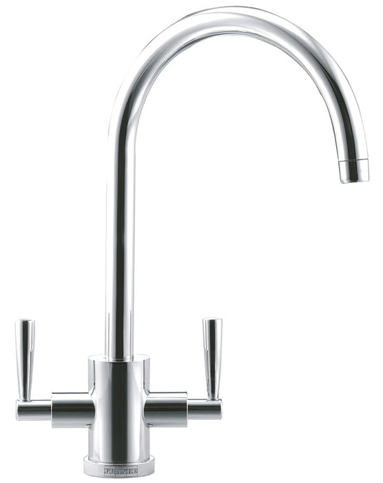 Franke Kitchen Mixer : Image of Franke Olympus Kitchen Sink Mixer Tap Chrome - 115.0049.980