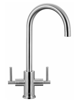 Related Franke Panto Kitchen Sink Mixer Tap Stainless Steel - 115.0063.559