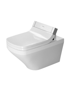 Duravit DuraStyle Wall Mounted Washdown Toilet With SensoWash Seat