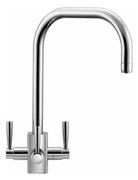 Related Franke FilterFlow Kubus Kitchen Sink Mixer Tap Chrome