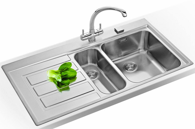 Franke Cleaners Sink : ... of Franke Epos Propack EOX 651 Stainless Steel Kitchen Sink And Tap