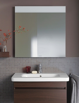 Related Duravit DuraStyle 600mm Mirror With Lighting - DS726700000