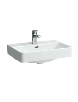 Laufen Pro A Basin Without Tap Hole 650 x 480mm