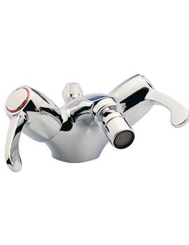 Related Tre Mercati Capri Lever Mono Bidet Mixer Tap And Pop Up Waste - 3086