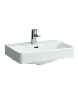 Pro A 600 x 380mm Compact Basin With Undersurface Ground