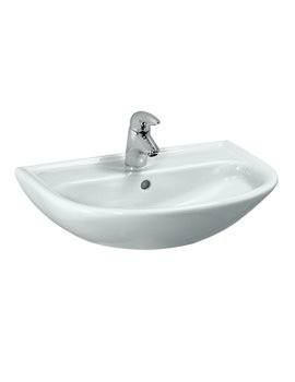 Related Laufen Pro B 550 x 400mm Washbasin With 1 Tap Hole