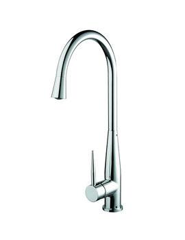 Bristan Champagne Easyfit Sink Mixer Tap Chrome - CHM EFSNK C