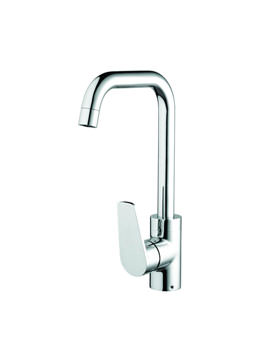 Bristan Blueberry Easy Fit Sink Mixer Tap Chrome - BLB EFSNK C