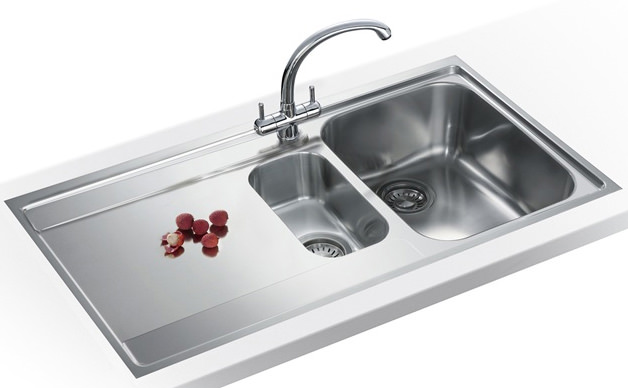 Franke Sink Tops : ... Franke Maris Slim-Top Propack MRX 251 Stainless Steel Kitchen Sink And