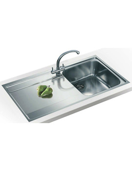 Related Franke Maris Slim-Top Propack MRX 211 Stainless Steel Sink And Tap