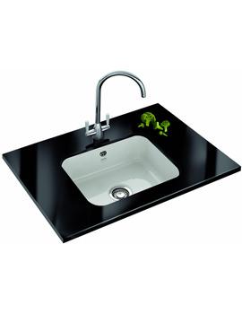 Franke V And B Designer Pack VBK 110 50 Ceramic Kitchen Sink And Tap