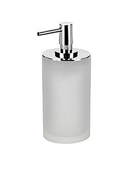 Croydex Kingsley Frosted Soap Dispenser White - FS616613