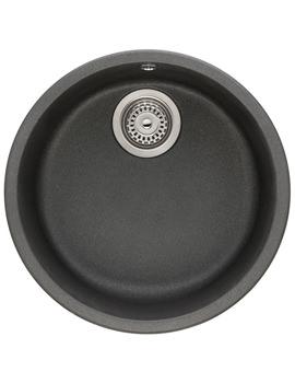 Related Franke Rotondo Fragranite Graphite 1.0 Bowl Undermount Kitchen Sink