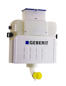 Geberit Kappa Concealed Cistern 15cm UP200 - 109.200.00.1