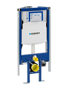 Related Geberit Duofix Corner WC Frame H112 With UP320 Cistern 12cm-111.399.00.5
