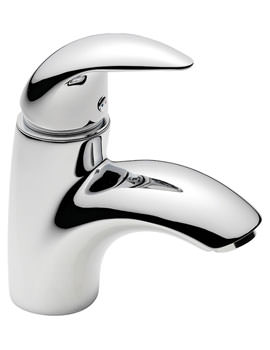 Novara Mono Bath Filler Tap Chrome - 65030
