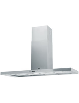 Decorative Format FDF 12274 XS-CH Stainless Steel Kitchen Hood