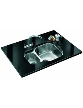 Related Franke Compact Plus Propack CPX 160P Stainless Steel Sink And Tap