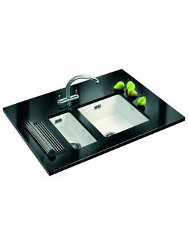 Related Franke Galassia Propack GAK 110 17 + GAK 110 39 Ceramic Sink And Tap