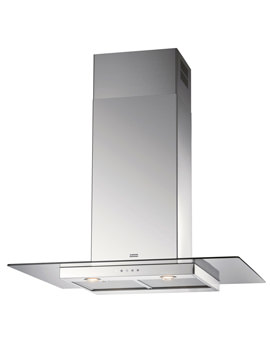 Glass Linear 90 FGL 9015 XS Stainless Steel Kitchen Hood
