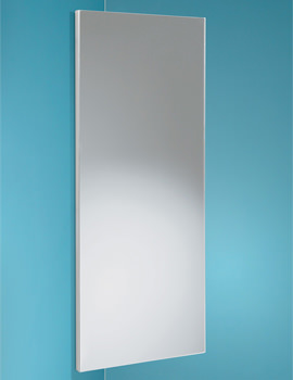 HIB Denia Corner Cabinet With Single Mirrored Door 300 x 725mm