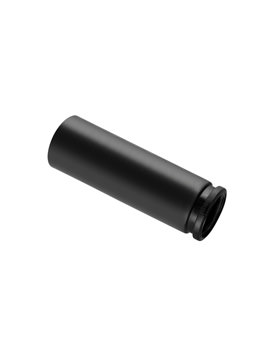 Related Geberit HDPE 90mm Black Straight Connector With Ring Seal Socket