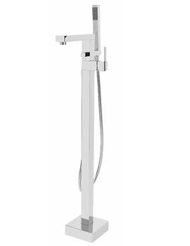 Related Sagittarius Immortals Athena Floor Mounted Bath Shower Mixer Tap