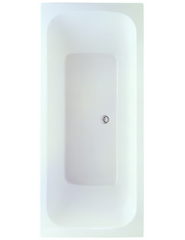Related Adamsez Solar Pure Double Ended Bath 1800 x 800mm - S8N-WH078