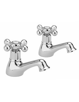 Sagittarius Immortals Demeter Pair Of Basin Taps - DEM101