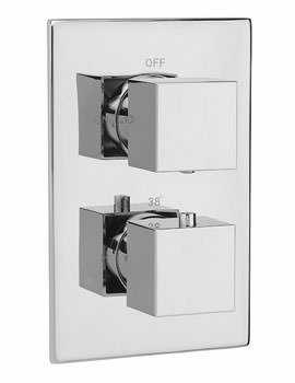 Related Sagittarius Immortals Leda Concealed Thermostatic Shower Valve