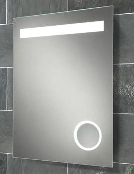 Related HIB Summer Fluorescent Back-Lit Mirror 600 x 800mm - 77308000