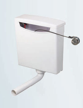 Related Beo Wirquin Concealed Dual Flush Cistern - WIR-CON