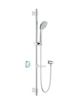 Euphoria F Digital BIV Shower Set Chrome - 36299000
