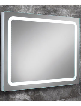 Related HIB Scarlet Steam Free LED Back-Lit Mirror 800 x 600mm - 77410000
