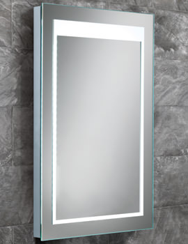 Related HIB Liberty Steam Free LED Back-Lit Mirror 400 x 600mm - 77411000