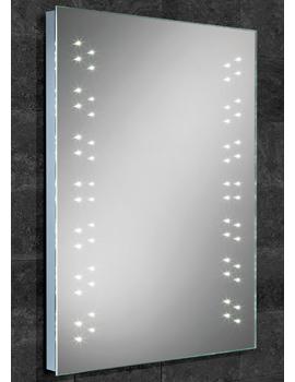 HIB Vercelli Steam Free with LED Lights 500 x 700mm - 77404000