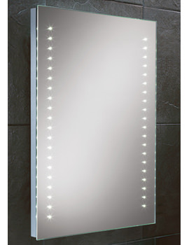 HIB Lucca Steam Free LED Mirror 500 x 700mm - 77402000