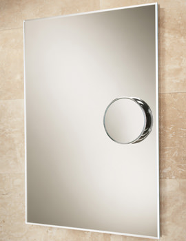 Related HIB Optical Bevelled Edge Mirror With Magnetic Magnifying Mirror 500 x 700mm