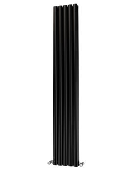 Related Beo Oliver Eliptical 290 x 1800mm Double Panel Radiator Black