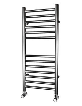 Related Beo Stainless Steel 350 x 800mm Straight Towel Rail - Dritto 84-35