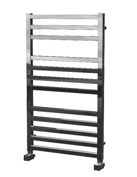 Related Beo Leo Square Tube 500 x 856mm Stainless Steel Heated Towel Rail
