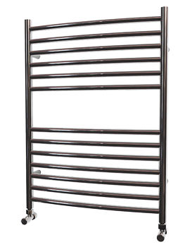 Related Beo Stainless Steel 600 x 800mm Straight Towel Rail - Curvo 84-60