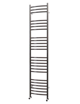 Related Beo Stainless Steel 350 x 1600mm Curved Towel Rail - Curvo 16-35